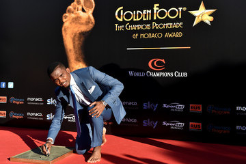 Samuel Eto'o Golden Foot Award - Day Two