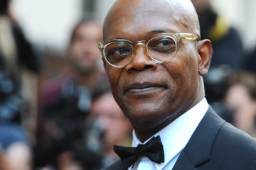 Samuel L. Jackson Arrivals at the GQ Men of the Year Awards