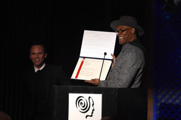 Samuel L. Jackson 2015 New York Film Critics Circle Awards - Inside