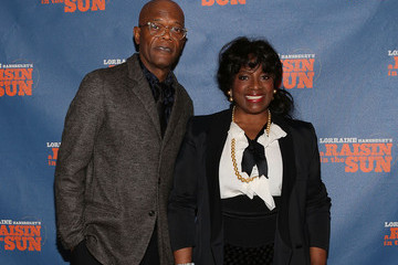 "Samuel L. Jackson ""A Raisin In The Sun"" Broadway Opening Night - After Party"