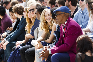 Samuel L. Jackson Day 4 - Front Row - London Collections Men SS16