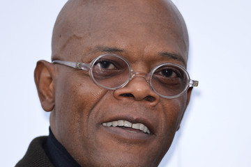 Samuel L. Jackson One For The Boys Charity Ball: Arrivals -  London Collections: Men SS15