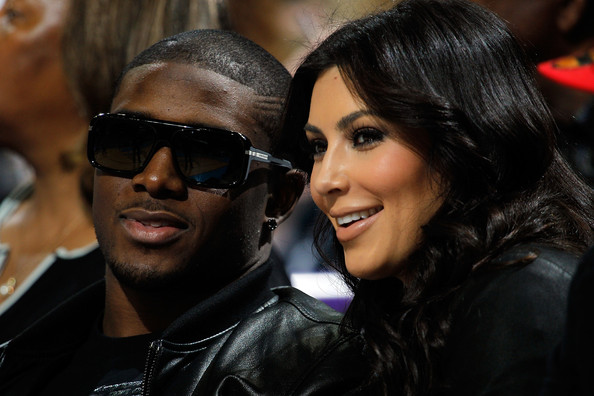 Kim kardashian and reggie bush porno