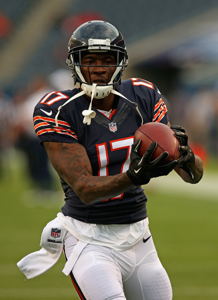 Alshon Jeffery In San Diego Chargers V Chicago Bears Zimbio