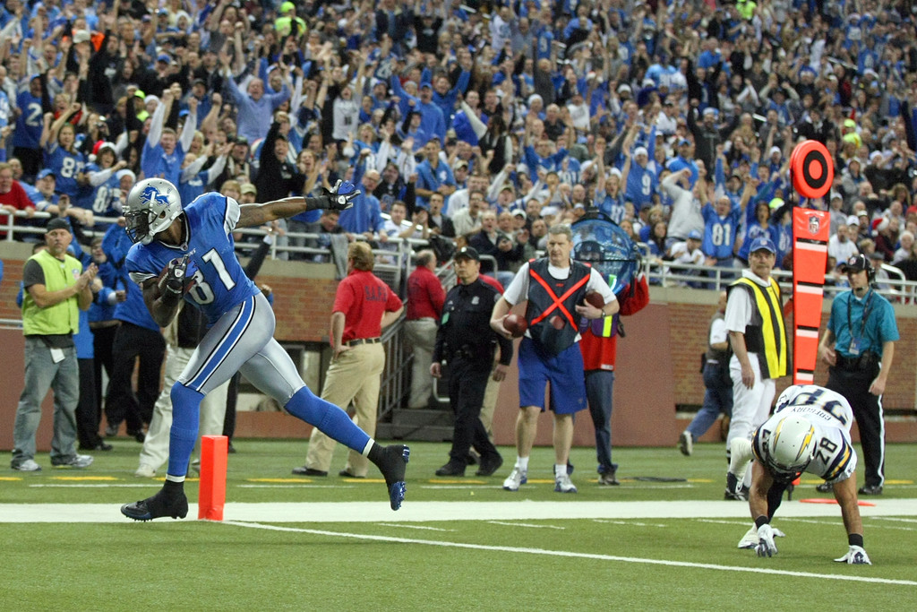 calvin johnson lions scores - photo #6
