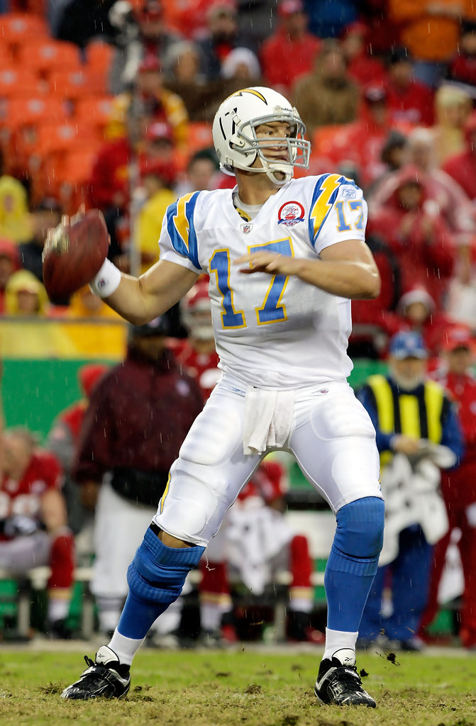 Philip Rivers Photos Photos San Diego Chargers V Kansas