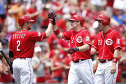 Todd Frazier Zack Cozart Photos Photo