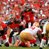 Jameis Winston Photos - Jameis Winston #3 of the Tampa Bay Buccaneers calls a play during a game against the San Francisco 49ers at Raymond James Stadium on September 08, 2019 in Tampa, Florida. - San Francisco 49ers vTampa Bay Buccaneers