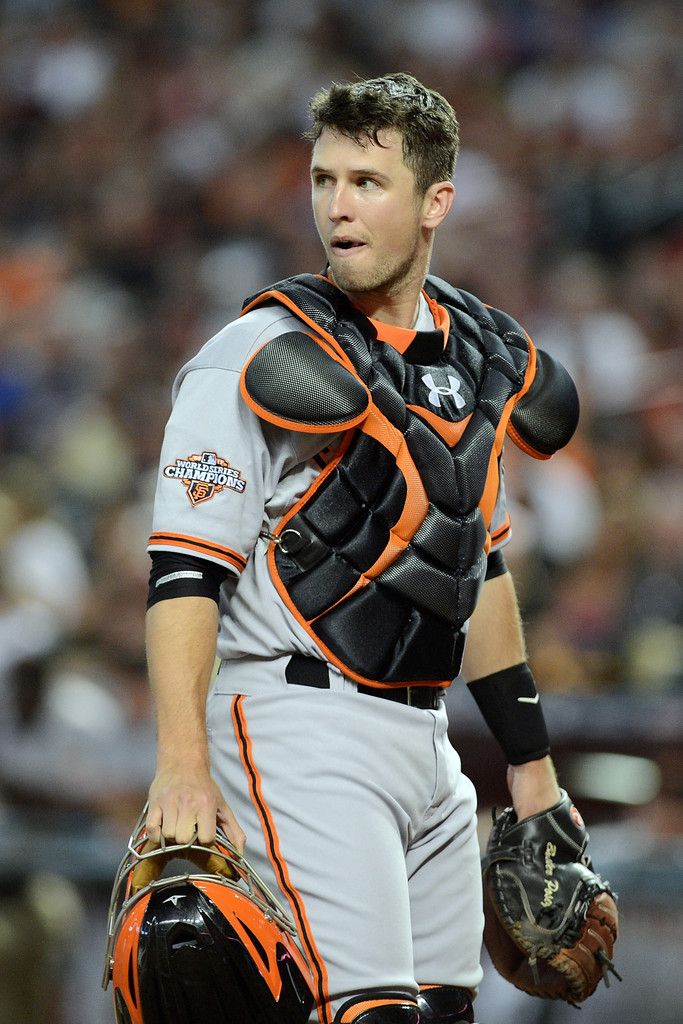 Buster Posey is finally getting the credit he deserves. - McCovey Chronicles