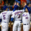 Curtis Granderson David Wright Photos