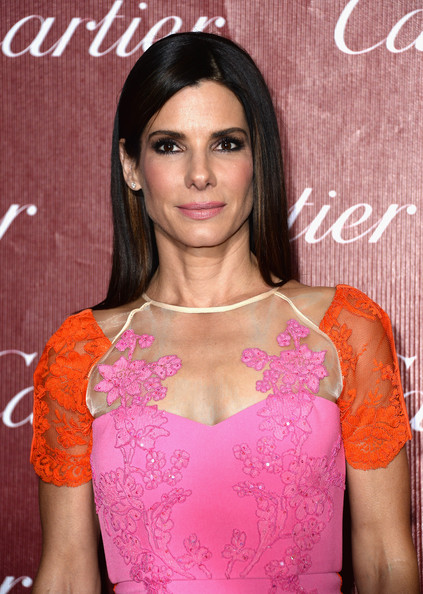 Sandra Bullock - 25th Annual Palm Springs  International Film Festival Awards Gala - Arrivals