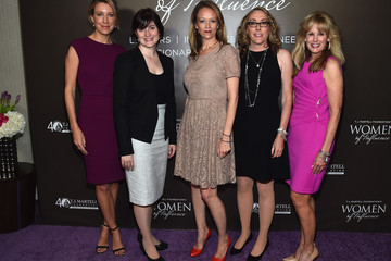 Sandra Fluke T.J. Martell Foundation's Women of Influence Los Angeles Event