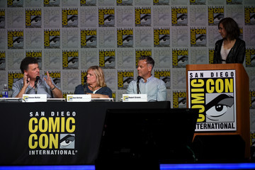 Sandra Gonzalez Comic-Con International 2015 - 'Sherlock' Panel