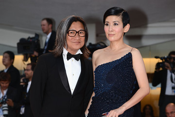 """Sandra Ng Award Ceremony And """"L'Homme Qui Rit"""" Arrivals - The 69th Venice Film Festival"""