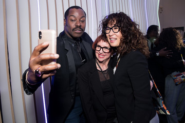 Sandra Oh 'Starring' By Ted Gibson Salon Opening