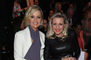 Sandra Sully Oscar de la Renta - Front Row - Mercedes-Benz Fashion Week Australia 2016
