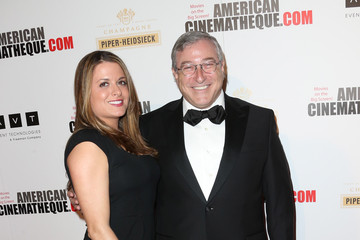 Sandy Climan Arrivals at the American Cinematheque Award Ceremony