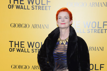 Sandy Powell 'The Wolf of Wall Street' Premieres in NYC — Part 3