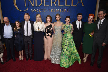 Sandy Powell 'Cinderella' Premieres in Hollywood — Part 4