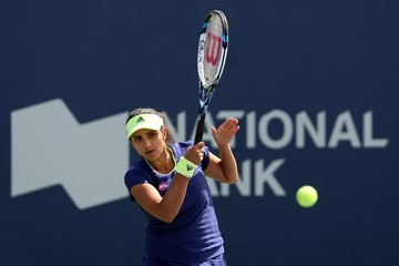 Sania Mirza Rogers Cup Toronto - Day 4