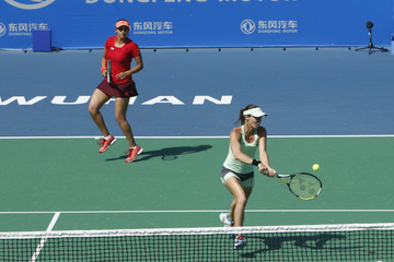 Sania Mirza 2015 Wuhan Open - Day 5