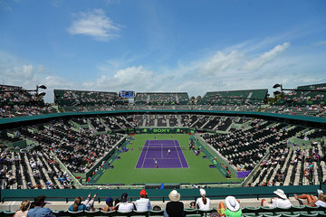 Sania Mirza Sony Open: Day 13