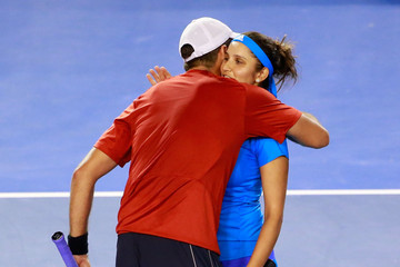 Sania Mirza Australian Open: Day 12