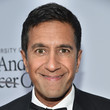 Sanjay Gupta Sean Parker and The Parker Foundation Celebrate Milestone Event in Medical Research - Red Carpet