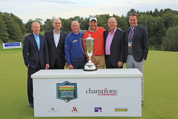 Farmfoods European Senior Masters - Day Three