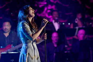 Sara Bareilles Songwriters Hall Of Fame 49th Annual Induction And Awards Dinner - Show