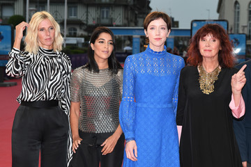 Sara Giraudeau 'The Sister Brothers - Les Freres Sisters' Premiere - 44th Deauville American Film Festival