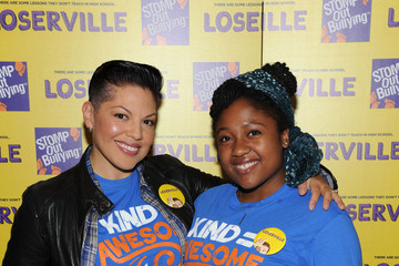 Sara Ramirez New York Premiere Of MarVista Entertainment's LOSERVILLE
