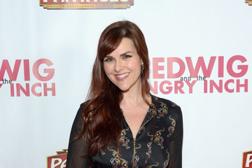 Sara Rue Opening Night of 'Hedwig and the Angry Inch' - Arrivals