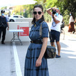 Sara Serraiocco Celebrity Excelsior Arrivals During The 77th Venice Film Festival - Day 5