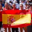 Sara Sorribes Spain v Italy: Fed Cup World Group Play-off Round - Day Two