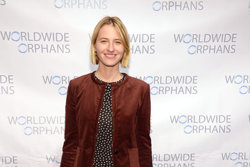 Sara Ziff Arrivals at the Worldwide Orphans Gala