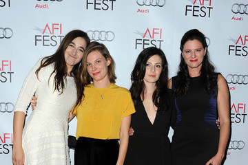 "Sarah Adina Smith AFI FEST 2014 Presented By Audi ""The Tribe"", ""The Midnight Swim"", ""Eden"" And ""The Red Army"" Photo Call"