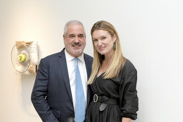 Sarah Arison National YoungArts Foundation Hosts A Private Dinner In The Jewel Box In Celebration Of Miami Art Week