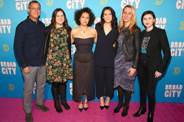 Sarah Babineau Comedy Central's 'Broad City' Season Five Premiere Party