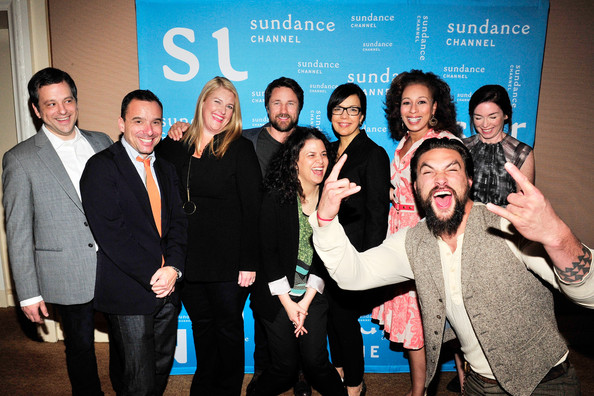 """TCA Presentation Of Sundance Channel's """"The Red Road"""" Which Premieres February 27"""