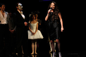 "Sarah Brightman ""The Phantom Of The Opera"" Broadway 25th Anniversary - Curtain Call"