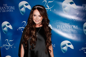 "Sarah Brightman ""The Phantom Of The Opera"" Broadway 25th Anniversary - Arrivals"