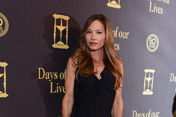 Sarah Brown 'Days of Our Lives' 50th Anniversary Celebration