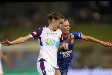 Sarah Carroll W-League Rd 8 - Newcastle v Perth