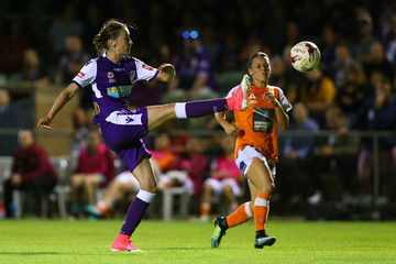 Sarah Carroll W-League Rd 9 - Perth v Brisbane