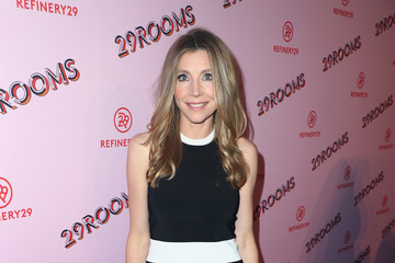 Sarah Chalke Refinery29 29Rooms Los Angeles: Turn It Into Art Opening Night Party