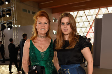 Sarah Ferguson Fashion for Relief - Red Carpet Arrivals - The 70th Annual Cannes Film Festival