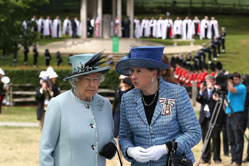Sarah Goad The Queen and Royal Family Mark the 800th Anniversary of the Magna Carta