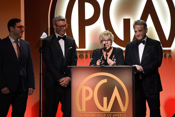 Sarah Green 30th Annual Producers Guild Awards - Inside
