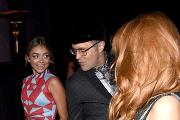 Sarah Hyland 12th Annual Teen Vogue Young Hollywood Party With Emporio Armani